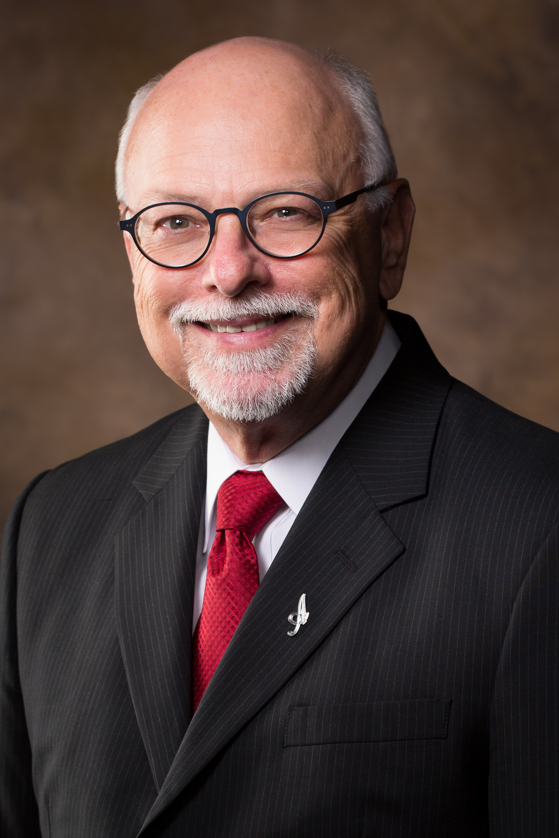 Chancellor Joe Steinmetz
